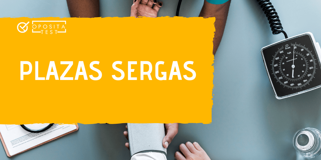 Plazas del SERGAS de la OPE 2018