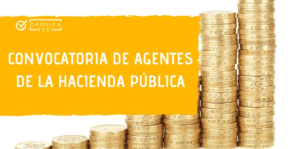 Convocatoria de Agentes de la Hacienda Pública