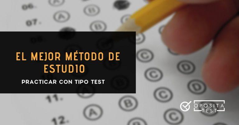 Estudiar test