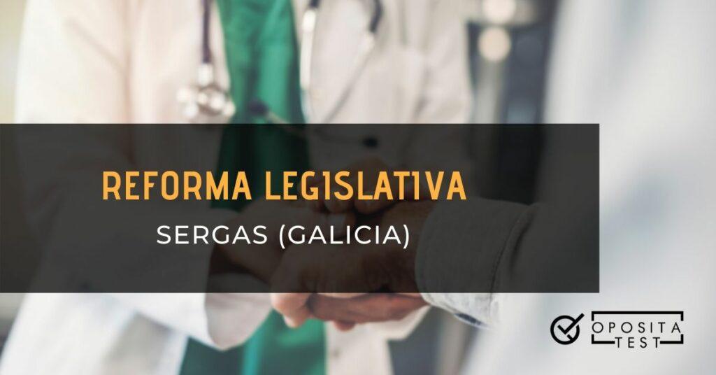 Reformas Legislativa Nuevas Estructuras De La Consellería