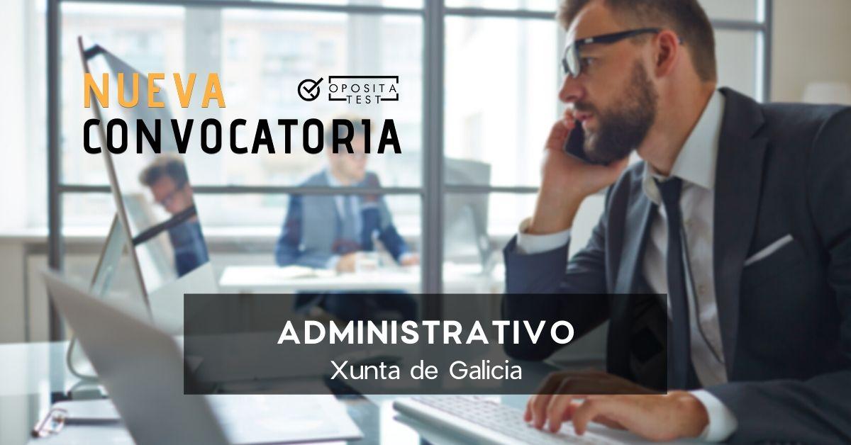 Guía 2019 Para La Convocatoria A Administrativo De La Xunta