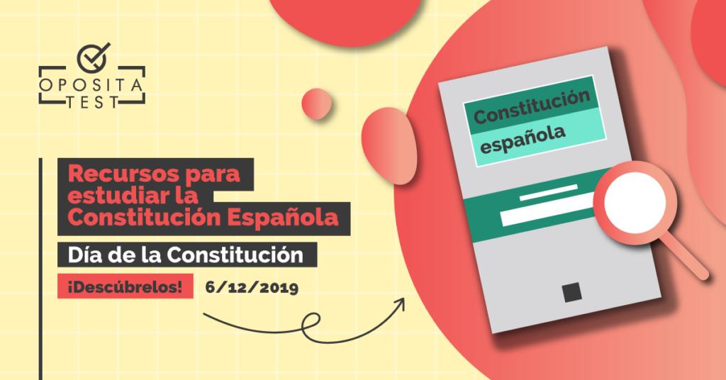 Estudiar la Constitución