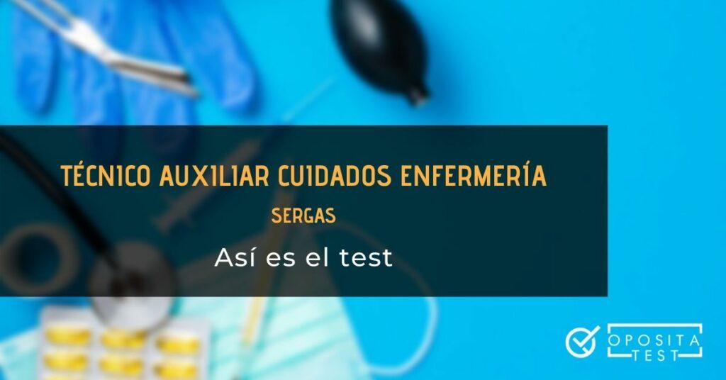 Imagen genérica en tonos azules de material médico como guantes, pastillas, termómetro o mascarilla para ilustrar el post en el que se analiza la estructura del Test de TCAE del SERGAS