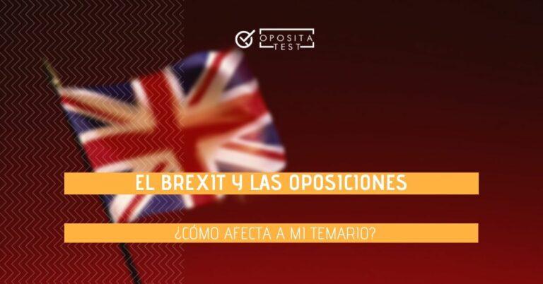 Bandera del Reino Unido fuera de foco para acompñar unp ost en el que se analiza el impacto del Brexit en los temarios de oposiciones españolas