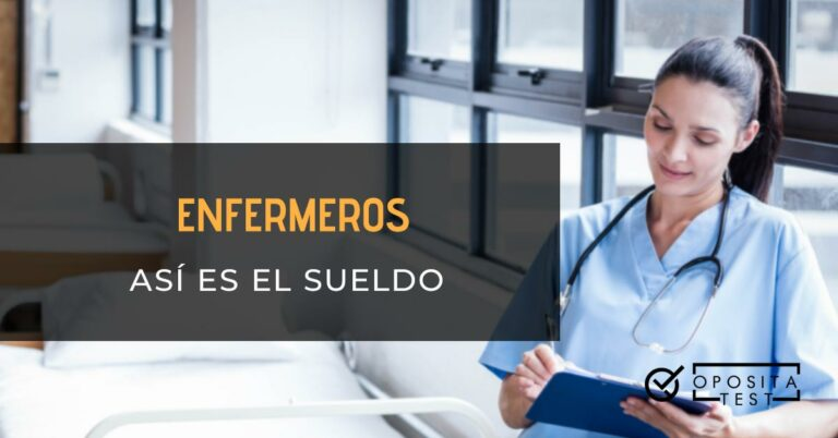 sueldo de enfermera y enfermero