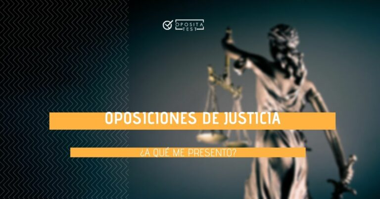 Imagen fuera de foco de una estatuilla representando la justicia para acompañar un post en el que se analizan las oposiciones a Justicia en España