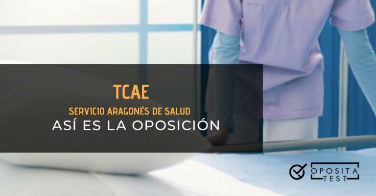 Auxiliar de enfermería haciendo una cama de un hospital. Toda la imagen está fuera de foco. Se utiliza para ilustrar una entrada sobre la oposición de TCAE del Servicio Aragonés de Salud.