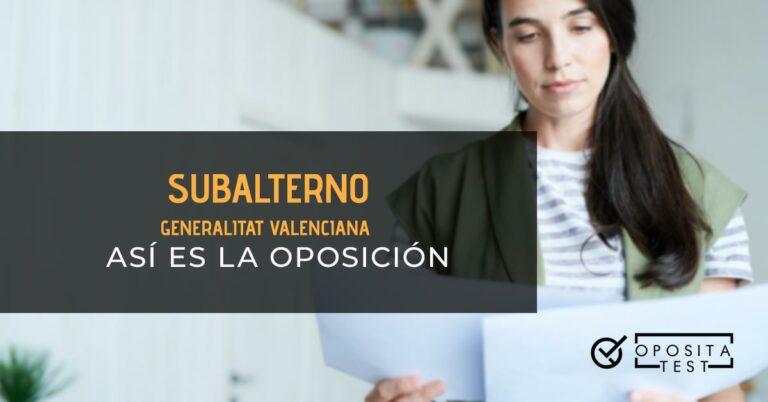 Imagen de mujer mirando dos documentos. Toda la imagen está fuera de foco. Se utiliza para ilustrar una entrada sobre la oposición de Subalterno de la Generalitat Valenciana.