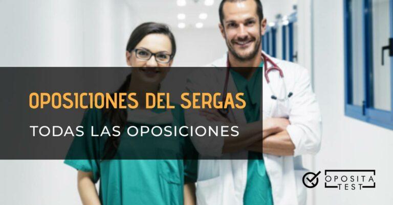 Una mujer y un hombre del personal sanitario posan sonriendo en un hospital. Toda la imagen está fuera de foco. Se utiliza para ilustrar una entrada sobre las Oposiciones del SERGAS.