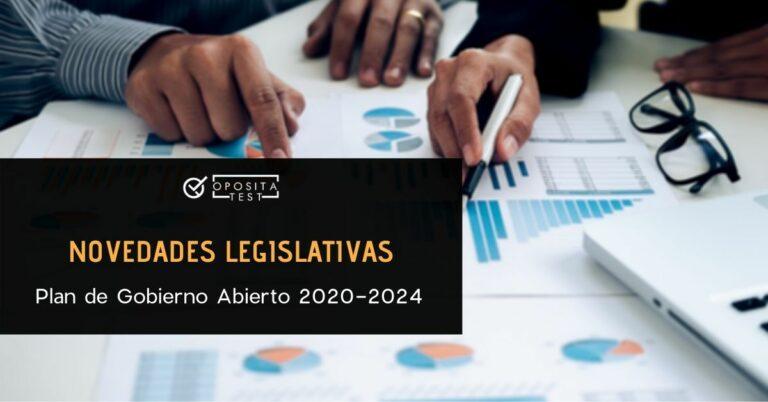 Imagen genérica de manos de personas consultando tablas estadísticas para acompañar un post en el que se analizan las oposiciones afectadas por el Plan de Gobierno Abierto de España para el período 2020-2024