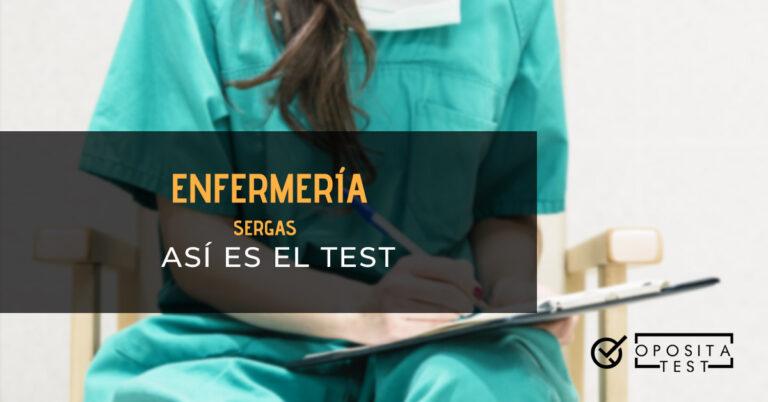 Enfermera sentada tomando notas en una carpeta. Toda la imagen está fuera de foco. Se utiliza para ilustrar una entrada sobre el test de Enfermería del SERGAS.
