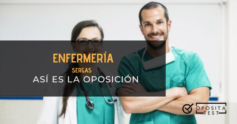 Doctora y enfermero posando sonriendo. Toda la imagen está fuera de foco. Se utiliza para ilustrar una entrada sobre la oposicón de Enfermería del SERGAS.