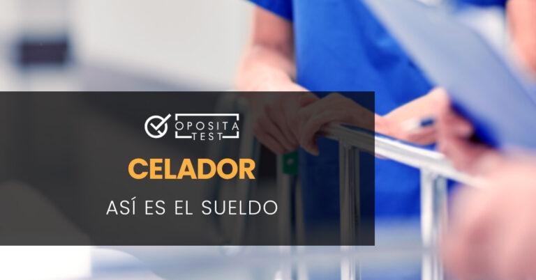 Manos de una celadora llevando una camilla al lado de una persona que sostiene una carpeta. Toda la imagen está fuera de foco. Se utiliza para ilustrar una entrada sobre cómo es el sueldo de un celador en España.