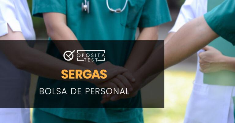 Cuatro mujeres del personal sanitario juntando las manos a modo de equipo. Toda la imagen está fuera de foco. Se utiliza para ilustrar una entrada sobre la bolsa de personal del SERGAS.
