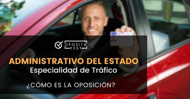 Imagen fuera de foco de usuario de automóvil mostrando su licencia de conducir para ilustrar una entrada en la que se analiza cómo es la oposición a administrativo del estado, especialidad de tráfico. Oposición a Examinador de Tráfico