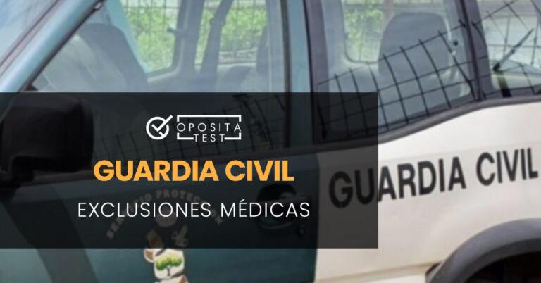 Lateral de un coche de la Guardia Civil. Toda la imagen está fuera de foco. Se utiliza para ilustrar una entrada sobre las exclusiones médicas de la Guardia Civil.